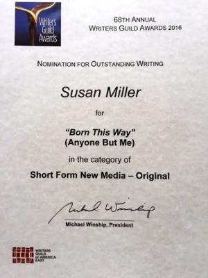 born this way susan miller